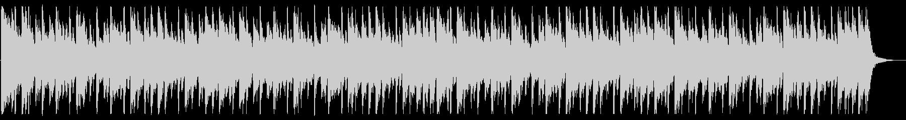 賑やかしくポップなBGM_No617_5の未再生の波形