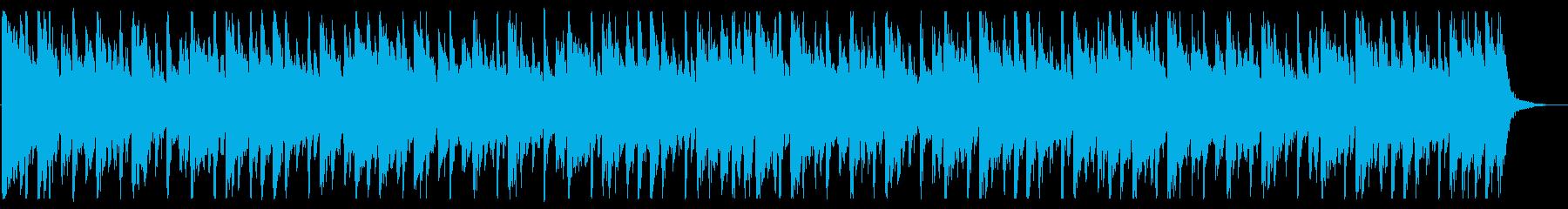 賑やかしくポップなBGM_No617_5の再生済みの波形