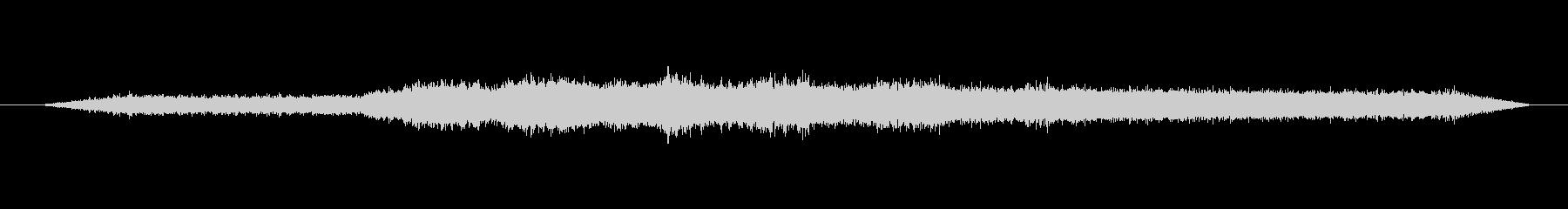 ミンミンゼミとアブラゼミ_02の未再生の波形