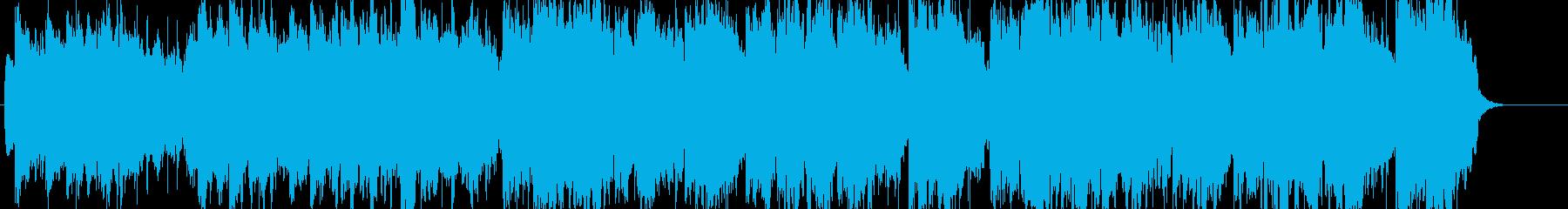 しっとり、優しい、メルヘン、まどろみの再生済みの波形