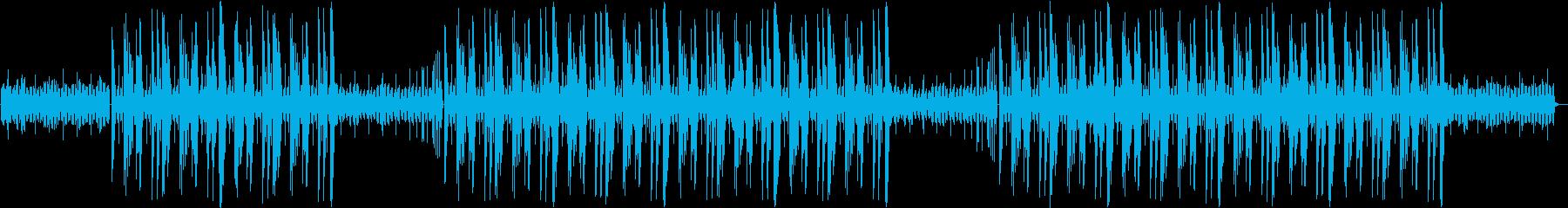R&B・ムーディー・夜・カクテル・交際の再生済みの波形