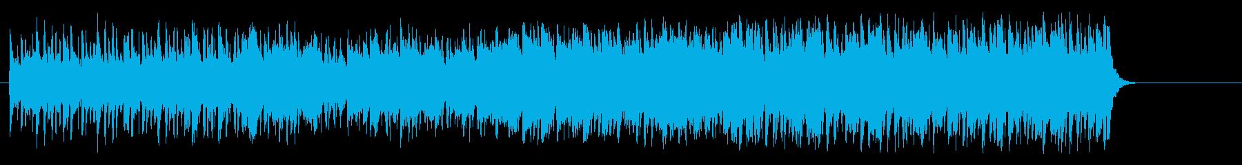 清々しい店内向けポップス(イントロ~…)の再生済みの波形