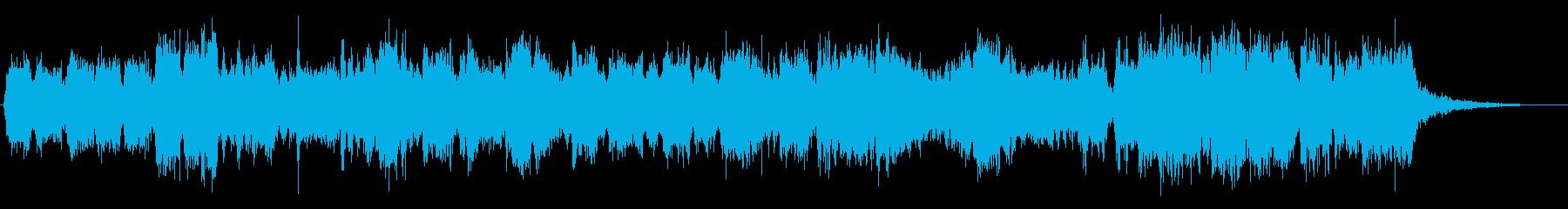 ★★★ややシリアスな聖歌隊✡合唱のみ✡Cの再生済みの波形