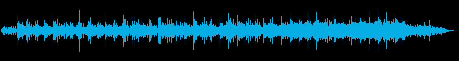海の音が印象的なヒーリングピアノ曲 の再生済みの波形