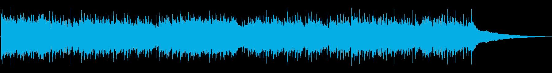 CM・情熱的でかっこいいフラメンコ28秒の再生済みの波形