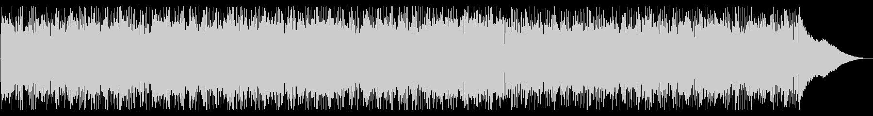 90年代V系バンド風ロック(メロ無し)の未再生の波形