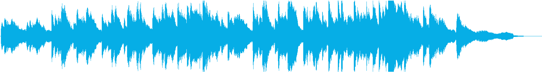 企業VP53 16bit48kHzVerの再生済みの波形