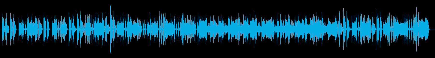 源さんっぽいHappyなポップス 遅版3の再生済みの波形