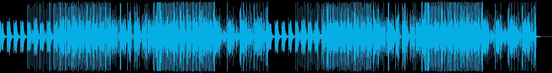 【報道BGM】ニュース解説用の再生済みの波形