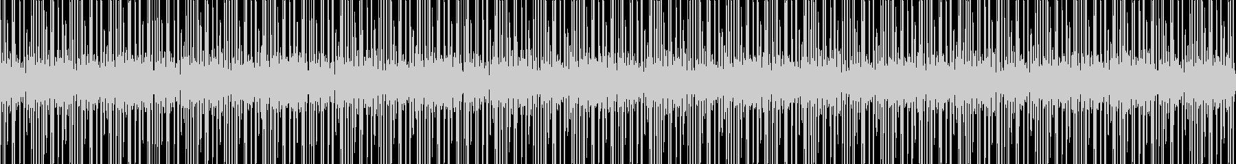 研究所のビートの未再生の波形