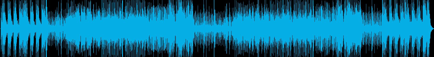 和太鼓と掛け声 和風を伝える 純和風の再生済みの波形