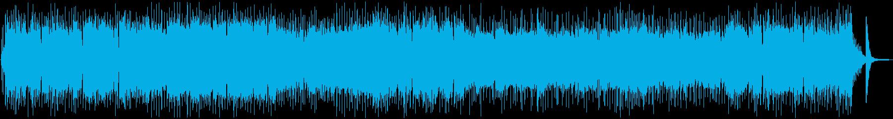【生演奏】出発進行!な前向きのポップスの再生済みの波形