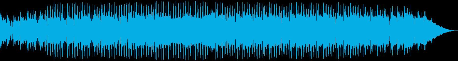 モダン テクノ アンビエント テク...の再生済みの波形