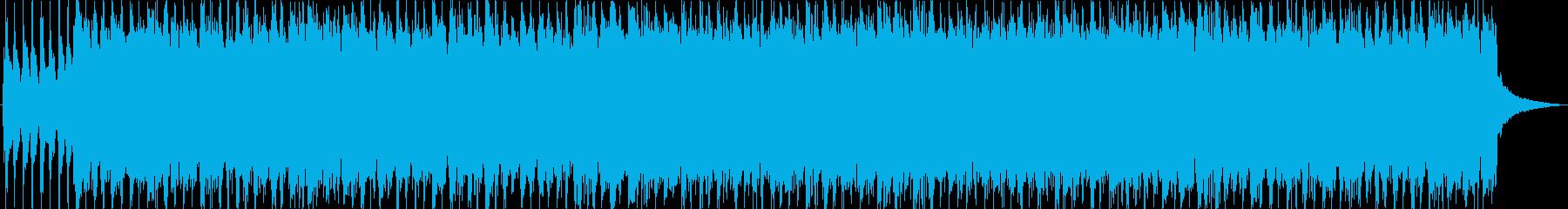 短縮verシューベルト「楽興の時」ロックの再生済みの波形