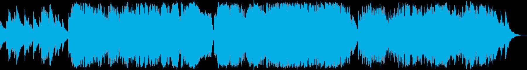 シネマティック センチメンタル 静...の再生済みの波形