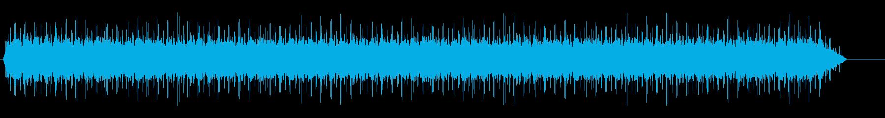 プレスブックプレスの再生済みの波形