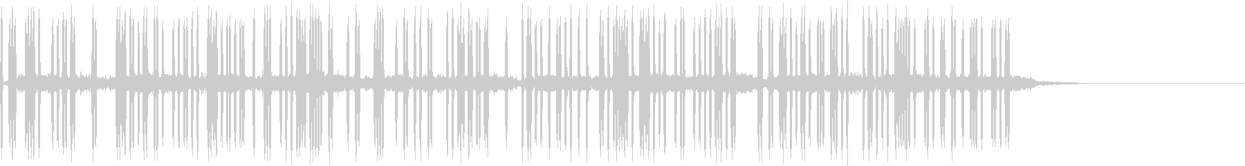 ビリビリ (漏電、電気音)の未再生の波形