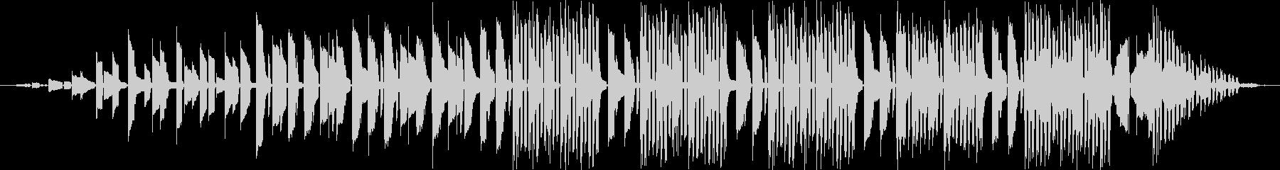 催眠的なエレクトロアンビエントディ...の未再生の波形