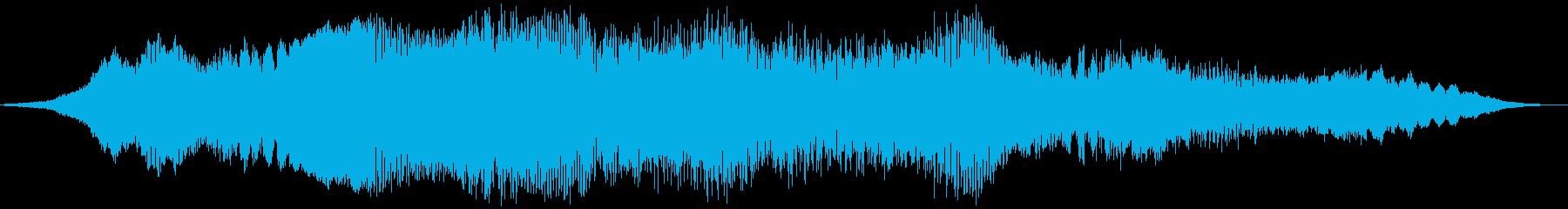 PADS 幽霊船04の再生済みの波形