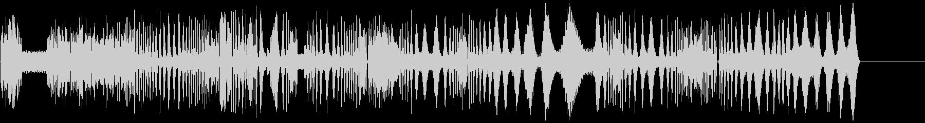 KYMA電解液パイプの未再生の波形