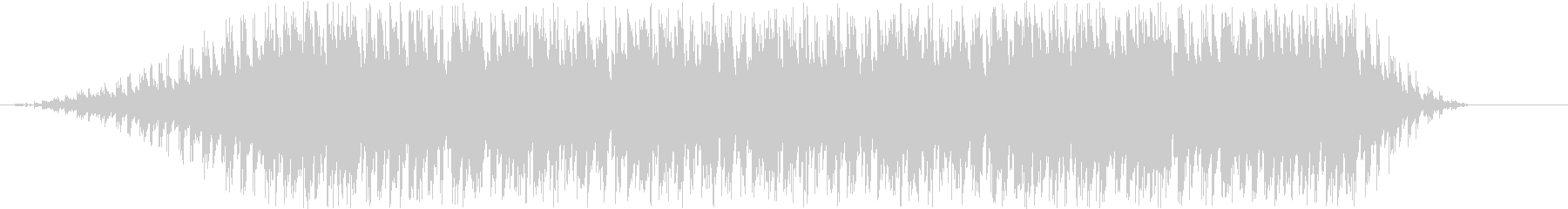 おしゃれなクラブ系ピアノBGMの未再生の波形