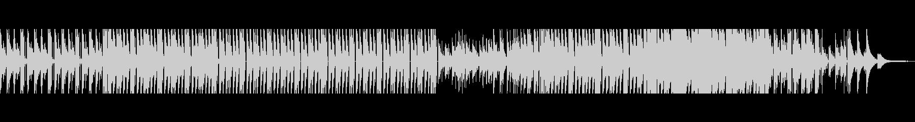 【短Ver2】80年代風洋楽ポップロックの未再生の波形