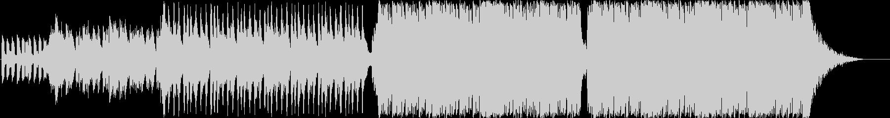 ドキュメンタリー緊迫(クワイアーなし)の未再生の波形