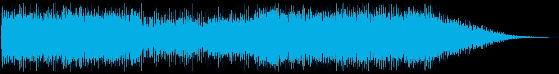 ビッグバンドと共にワクワクするXmasの再生済みの波形