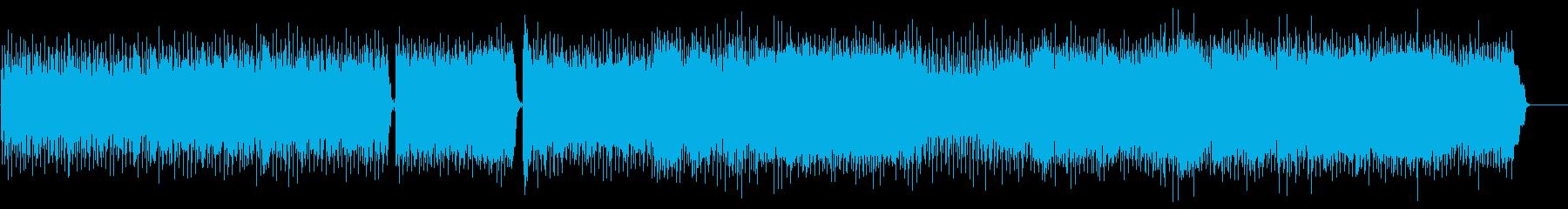 ハード・エッジなマジカル・ギターサウンドの再生済みの波形