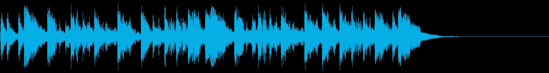 ストラットALT。混合の再生済みの波形
