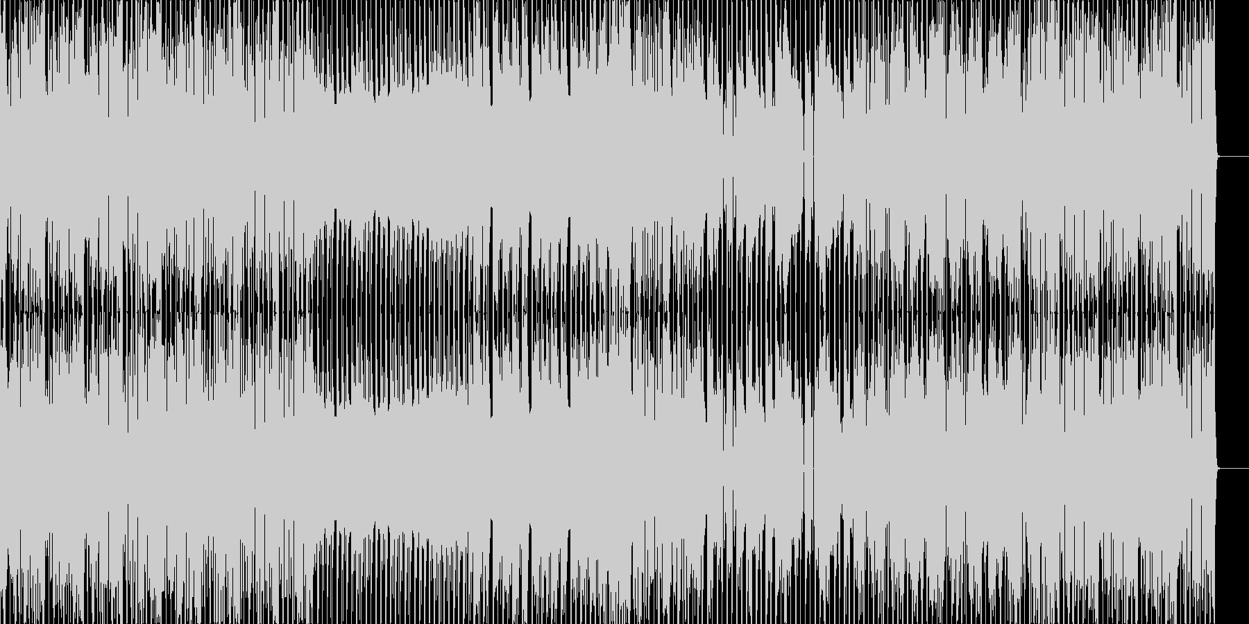 オリエンタル、エキゾチック/ダブステップの未再生の波形