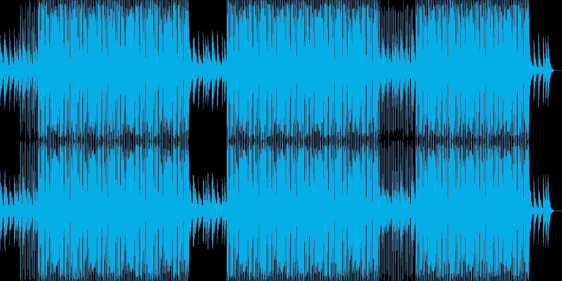 バレンタイン/恋愛/Lofiヒップホップの再生済みの波形