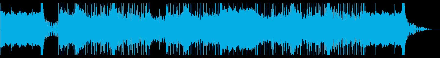 劇伴のような壮大さのTRAPの再生済みの波形
