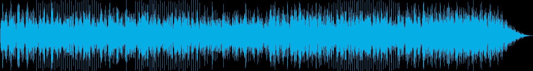 ウェザーチャンネル/トラベルチャン...の再生済みの波形