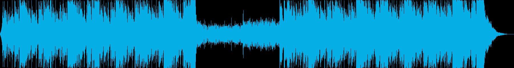 ダブステップ コーポレート アクテ...の再生済みの波形