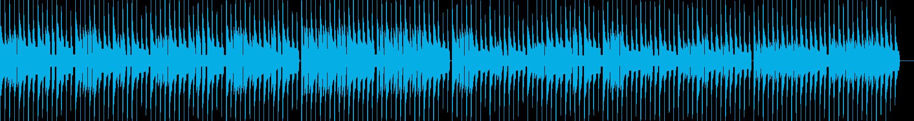 線路は続くよどこまでもファミコン8bitの再生済みの波形
