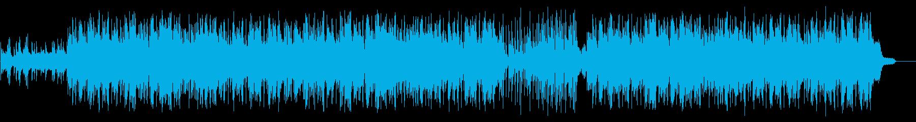 ちょっと切ないポップ/バラードの再生済みの波形