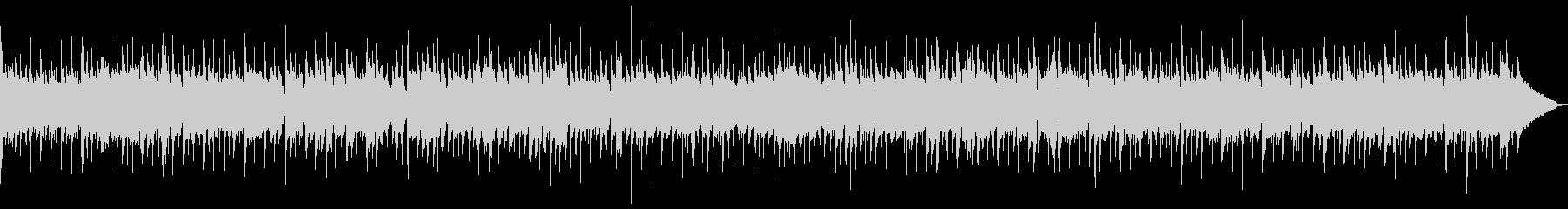 カントリー風の未再生の波形