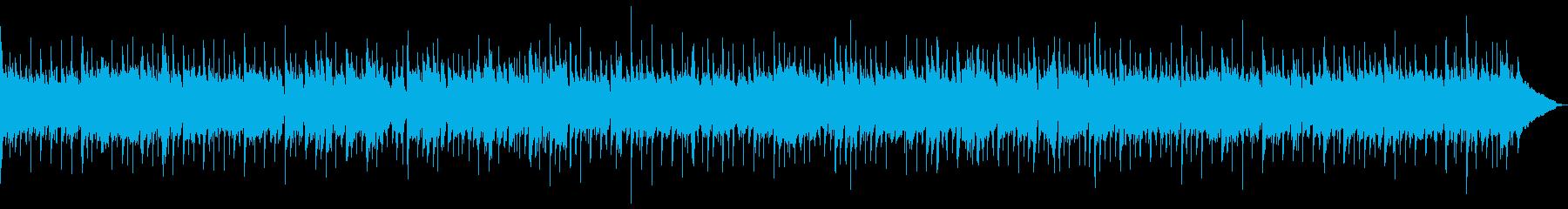 カントリー風の再生済みの波形