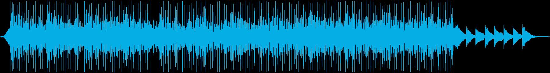 ラウンジ まったり アンビエント ...の再生済みの波形