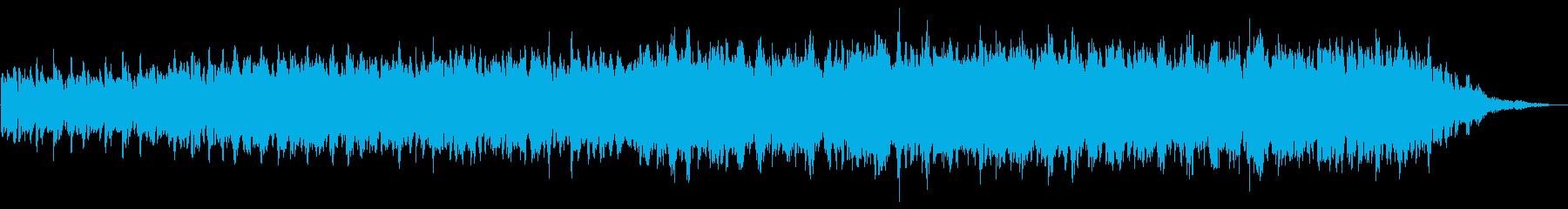 劇伴 幻想的なアンビエントの再生済みの波形