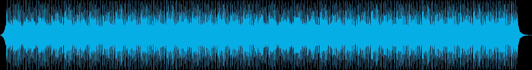 洋楽・海外・爽やか・ポップの再生済みの波形