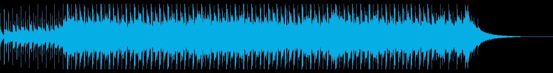 戦略(30秒)の再生済みの波形