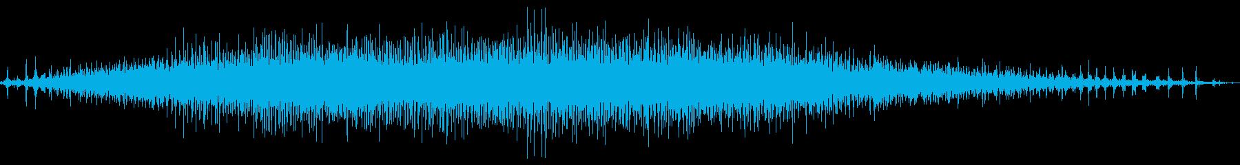 コーヒーグラインダー:小型家電の起...の再生済みの波形