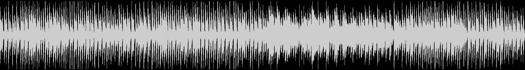 ふわふわリコーダー ※ループ仕様版の未再生の波形