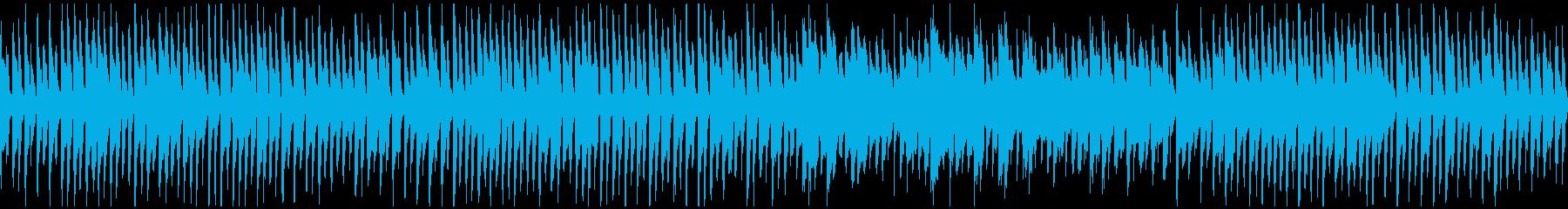 ふわふわリコーダー ※ループ仕様版の再生済みの波形
