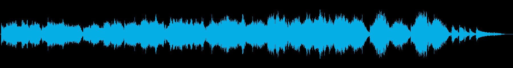 童謡「七夕様」哀愁アレンジ。の再生済みの波形