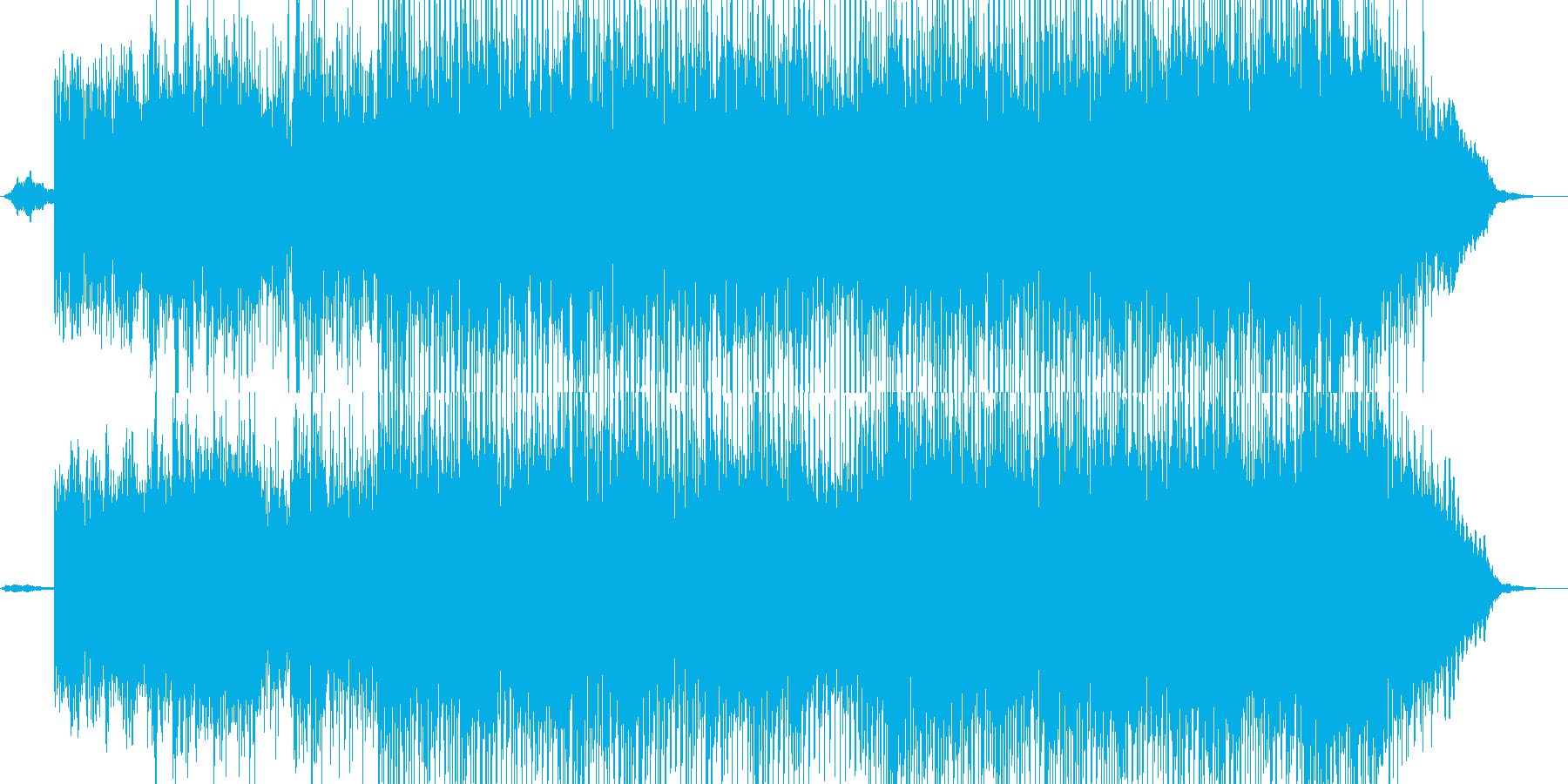 Orsayの再生済みの波形