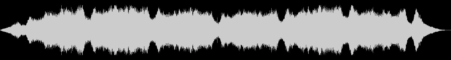 モダン 実験的 アンビエント テク...の未再生の波形