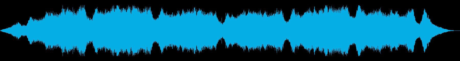 モダン 実験的 アンビエント テク...の再生済みの波形